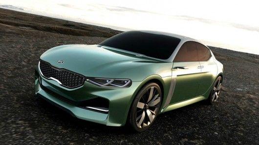 Sleek Concept Cars