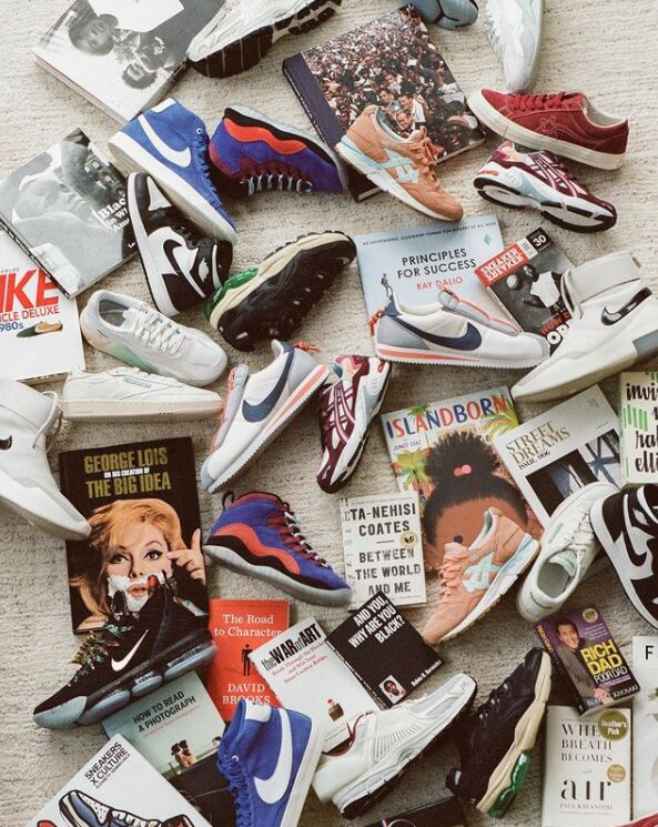 Youth-Led Holiday Sneaker Drives