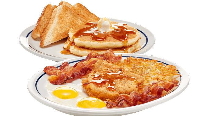 Maple-Forward Breakfast Meals