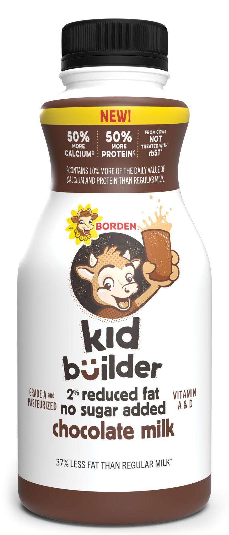 Kid-Boosting Milk Beverages