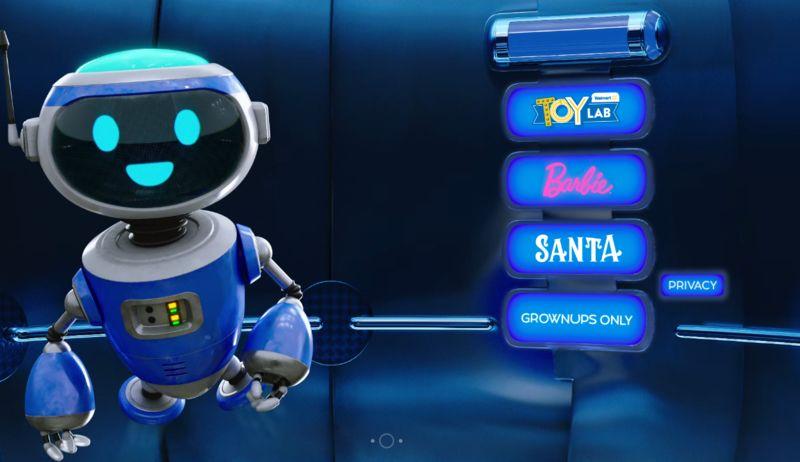 Online Toy-Testing Hubs