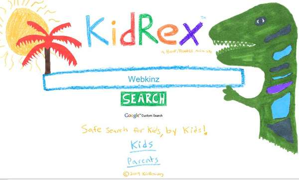 Child-Safe Google Searches