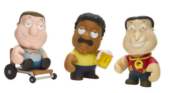 TV Cartoon Vinyl Toys