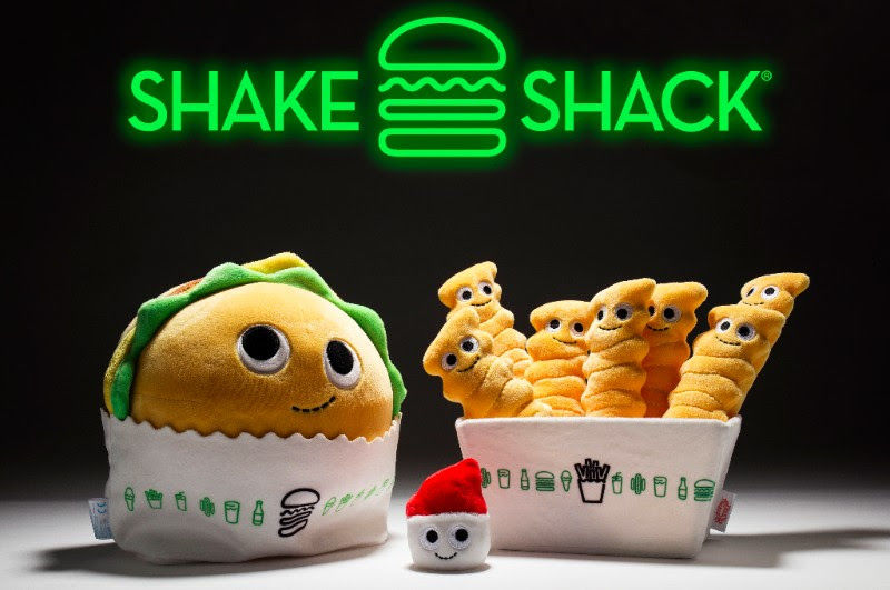 Exclusive Fast Food Plushies