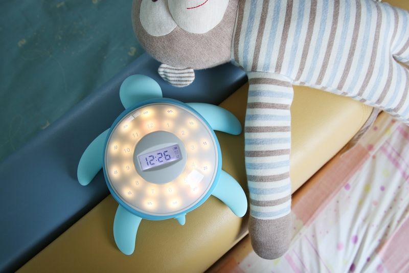 Juvenile Sleep Companion Clocks
