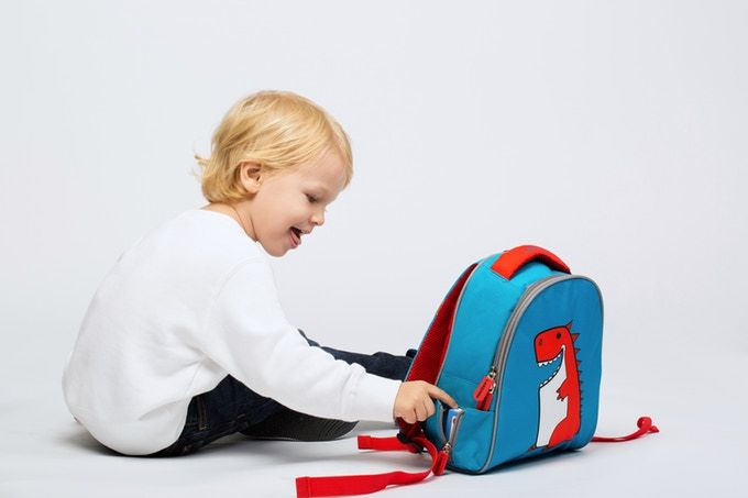Safety-Oriented Kid Backpacks