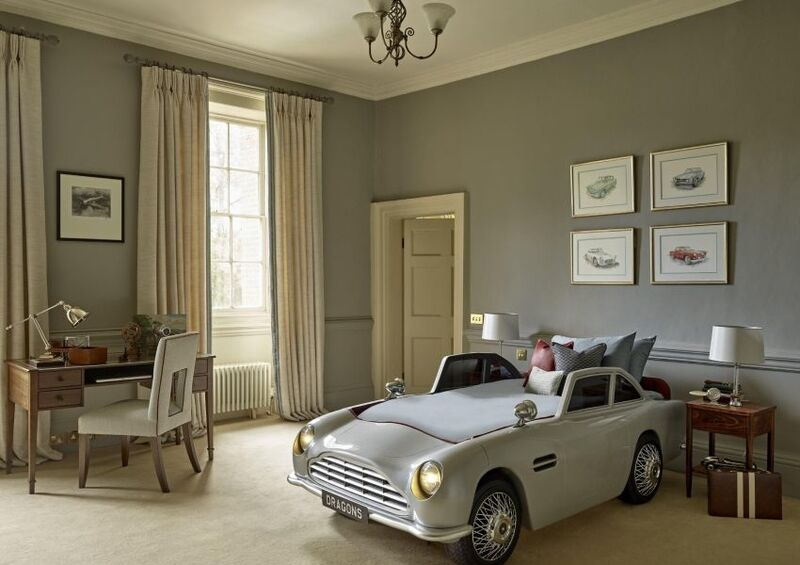 Juvenile Spy Car Beds
