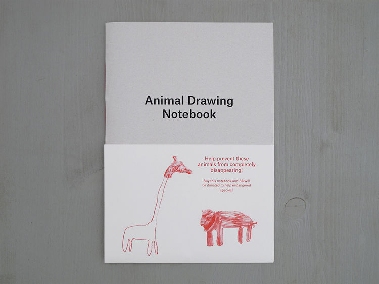 Animal-Saving Notebooks