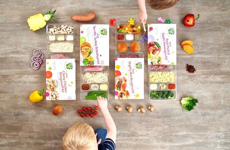 Kid-Friendly Meal Kits