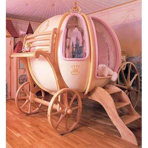 Fairytale Kids Room Decor