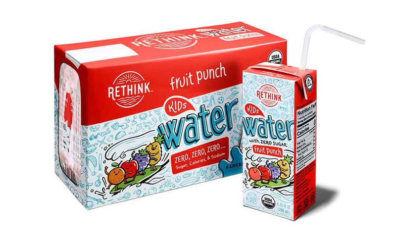 Health-Focused Water Drinks