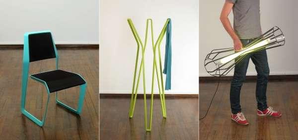 Retrofied Modern Furniture
