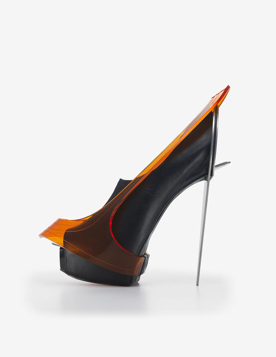 Killer Heels Exhibits