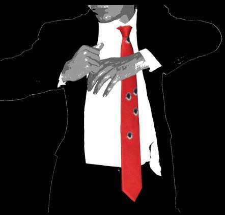 Killer Men's Neckwear