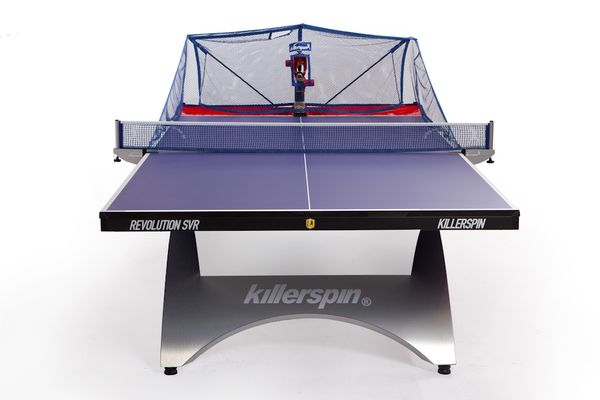 Returning Robot Tennis Tables