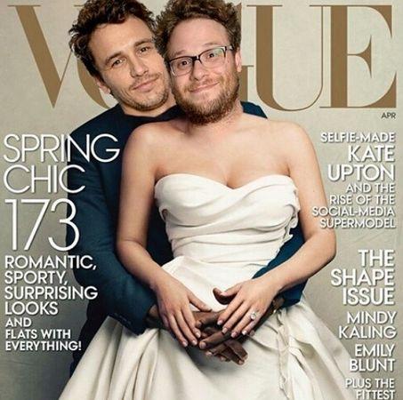 Celebrity Spoof Magazine Covers