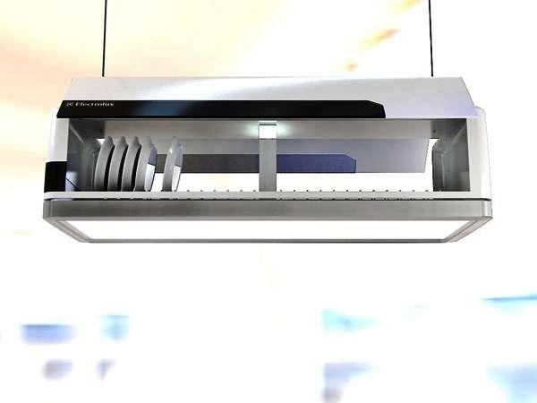 Dish-Washing Light Fixtures