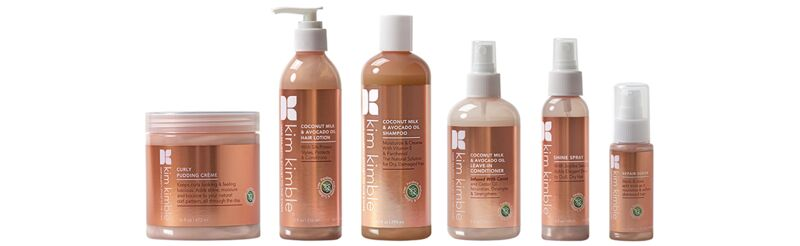 Celebrity Hairstylist Haircare Collections
