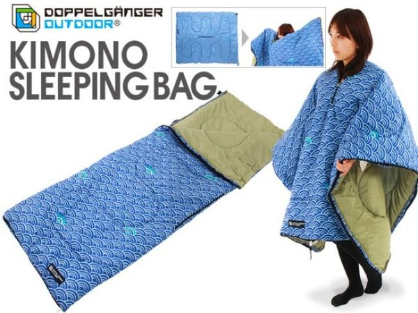 Asian Sleeping Bag Ponchos