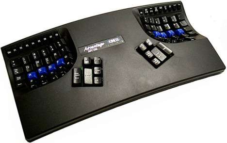 Super Split Keyboards