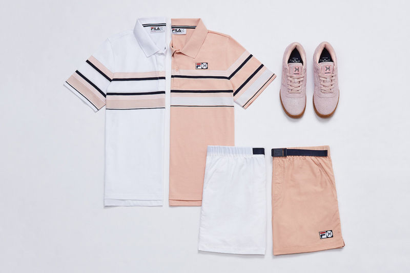 Tennis-Inspired Summer Apparel