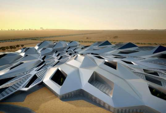 Ironic Eco-Architecture