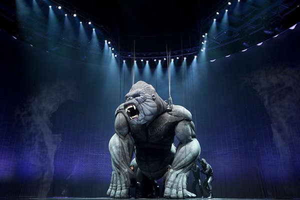 Monstrous King Kong Musicals