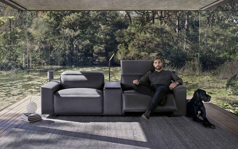 Vehicle-Inspired Sofas