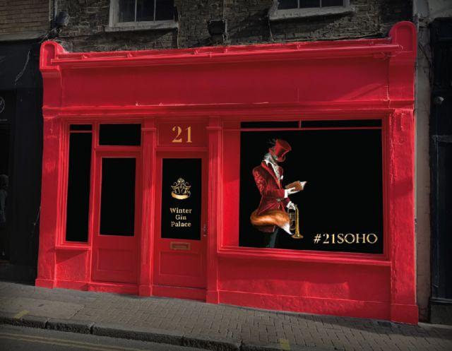 Iconic Londoner Pop-Ups