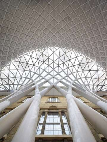 Geometric Dome Structures