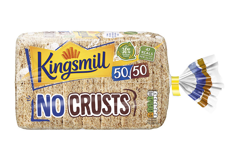 Recycled Plastic Bread Packaging