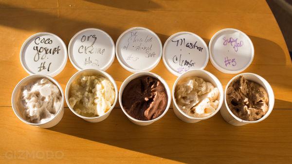 Ice Cream Cleanses