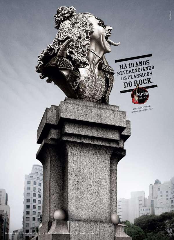 Monumental Radio Ads