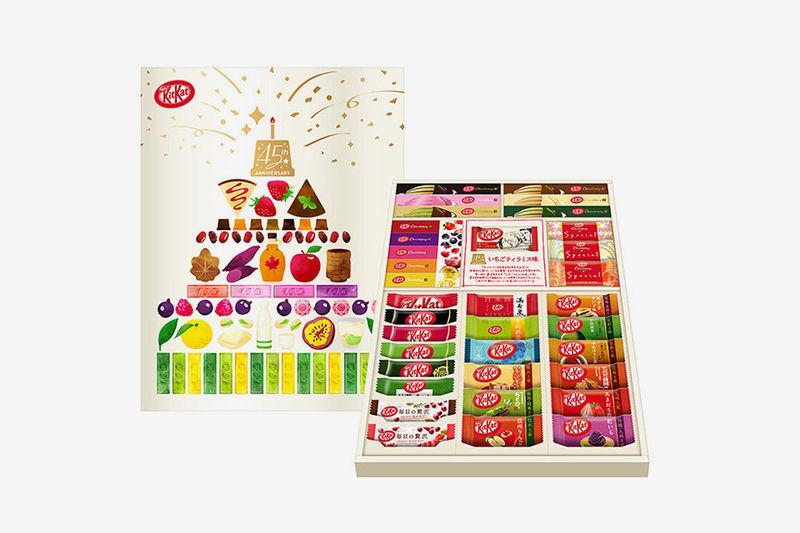 Celebratory Japanese Chocolate Sets
