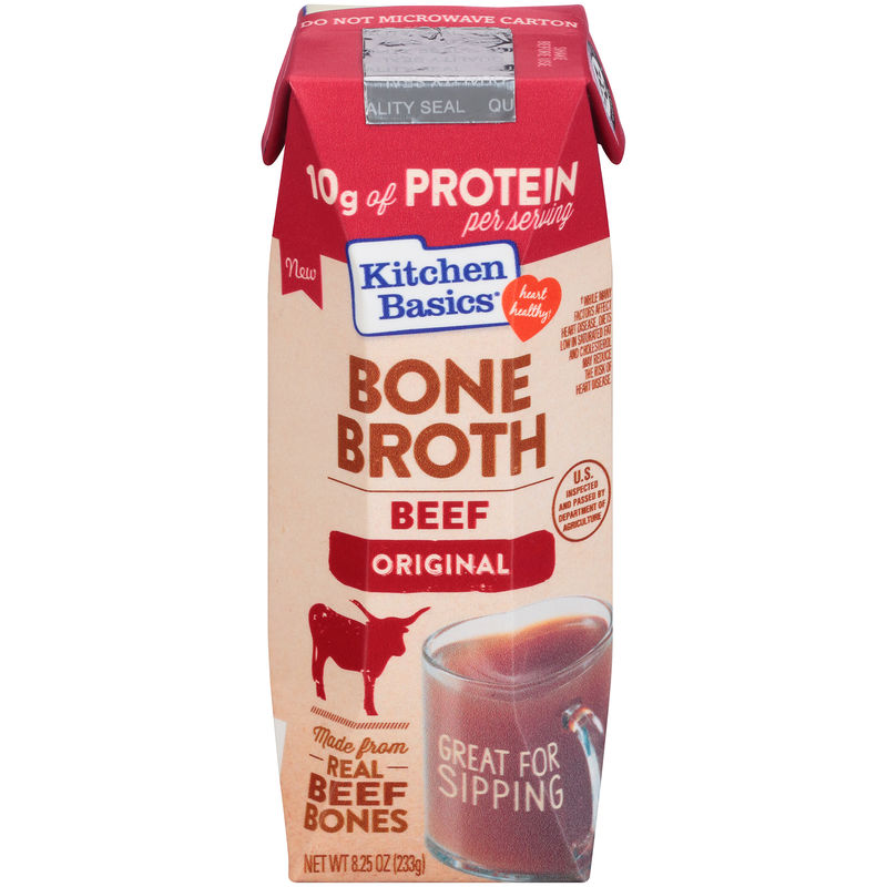 Single-Serve Bone Broths