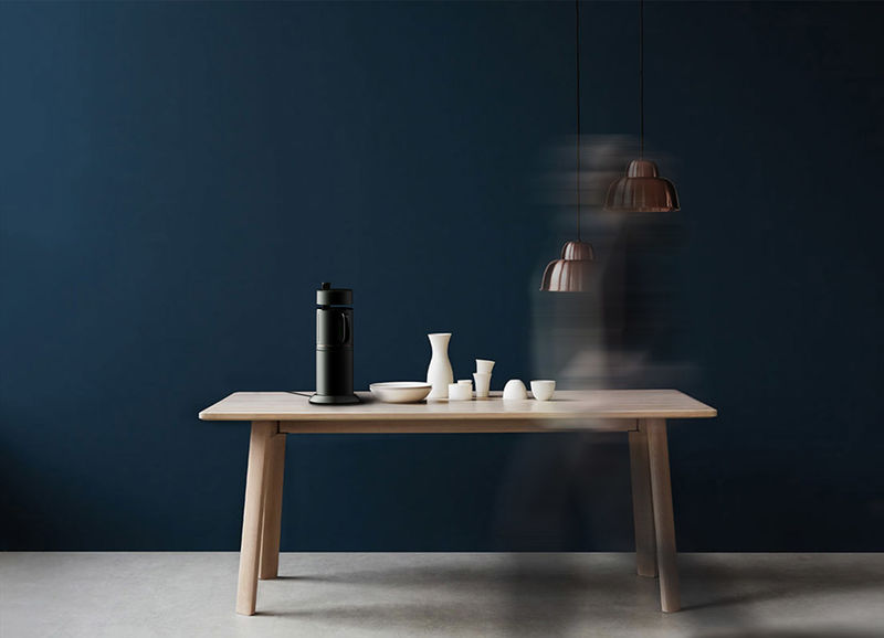 Slim Stacked Coffee Makers