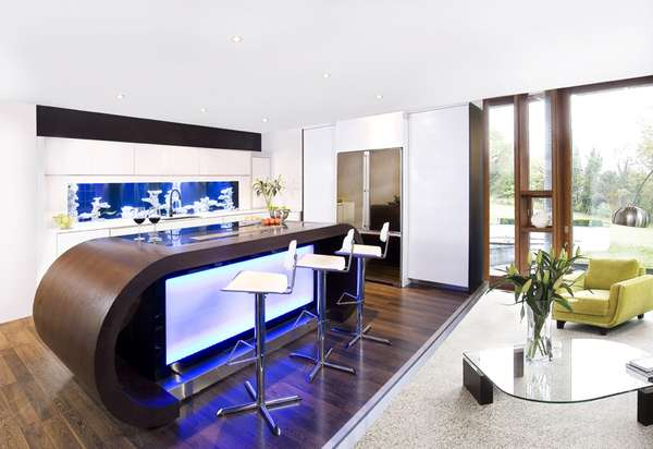 Aquarium Kitchens