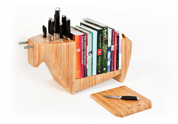 Animalistic Kitchen Storage Blocks