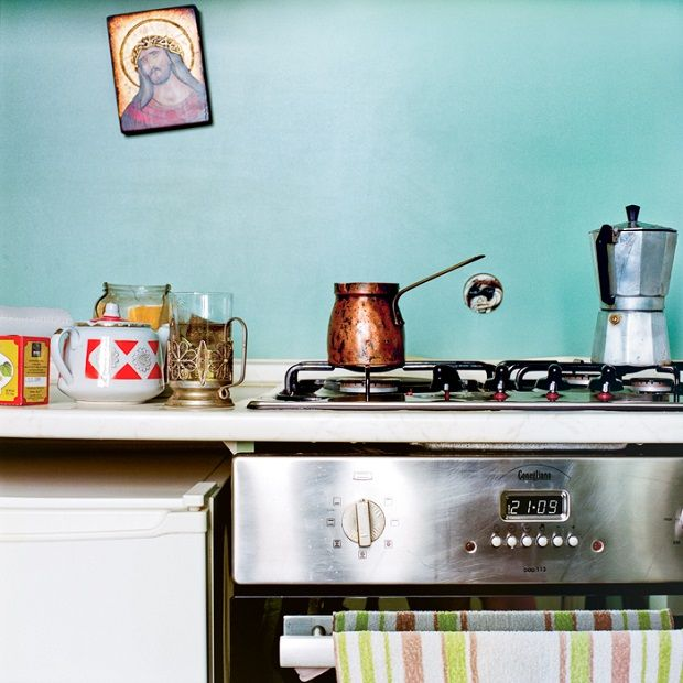 Kitsch Balkan Kitchens