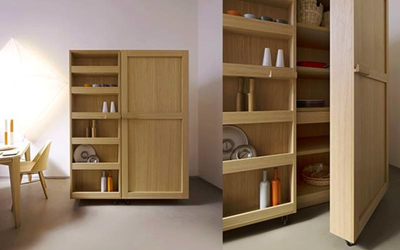 Modular Kitchen Pantries