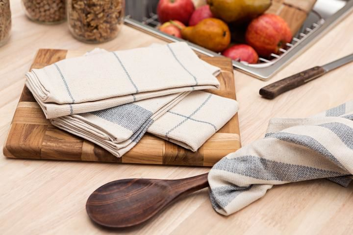 Upcycled Kitchen Towels