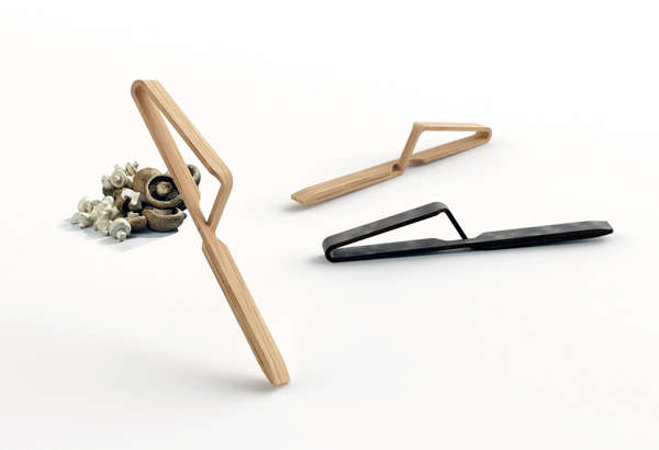 Contemporary Cooking Pincers