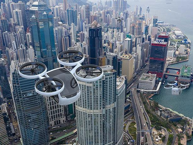 Private Passenger Drones