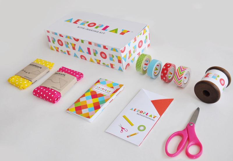 DIY Kite Kits