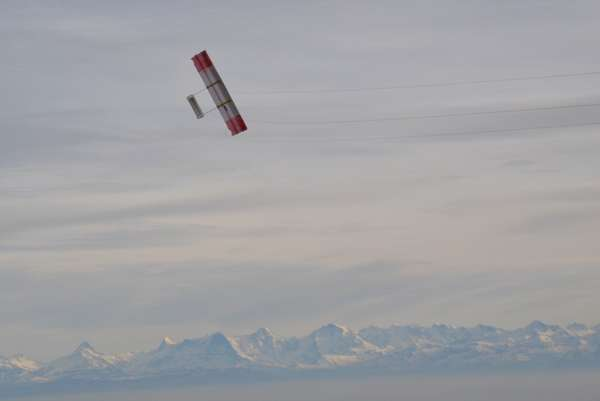 Kite-Based Power Plants