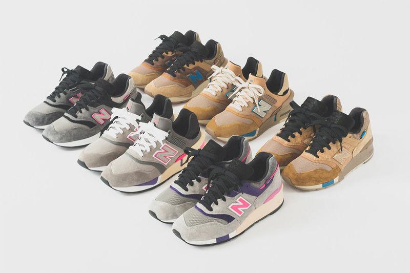 Muted Tonal Neoprene Sneakers