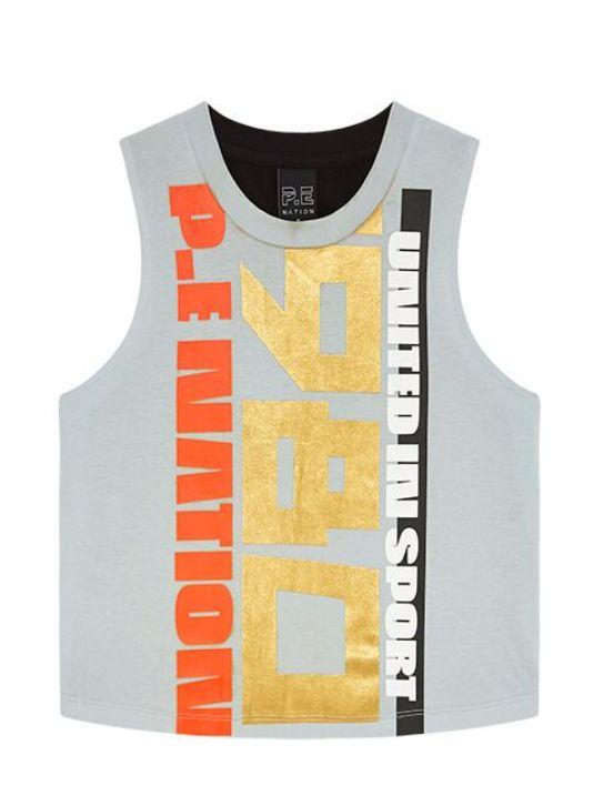 Athletic Dual-Branded Streetwear