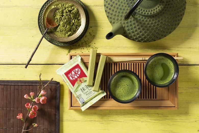 Tea-Inspired Chocolate Launches