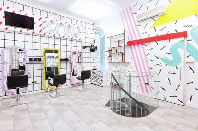 Pop Art Beauty Parlors