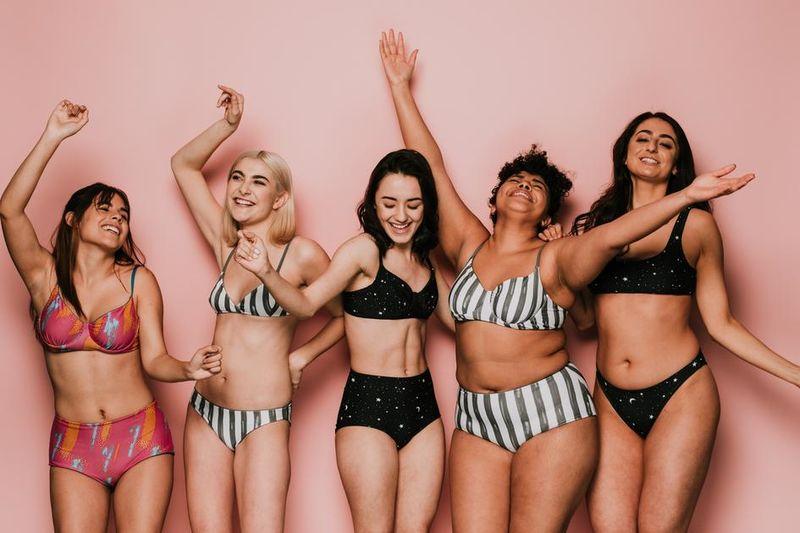 Uniquely Sized Swimwear